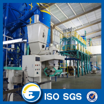 120 ton maize and flour milling machines