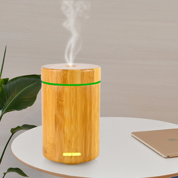 Wholesale Waterless Auto Shut-off Bamboo Oil Diffuser