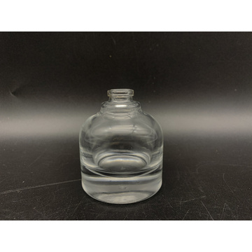 30ml cylindrical transparent bottle perfume bottle