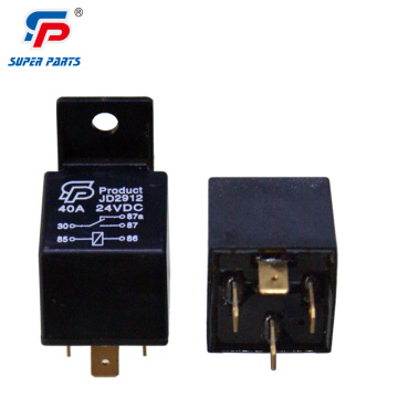 Automotive Universal Use Relay 4pin 5pin relay