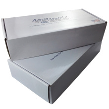 Small eco-friendly full printing paper packaging mailing box