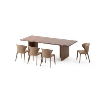 Luxury 6-8 persons Dining Table Wooden Table