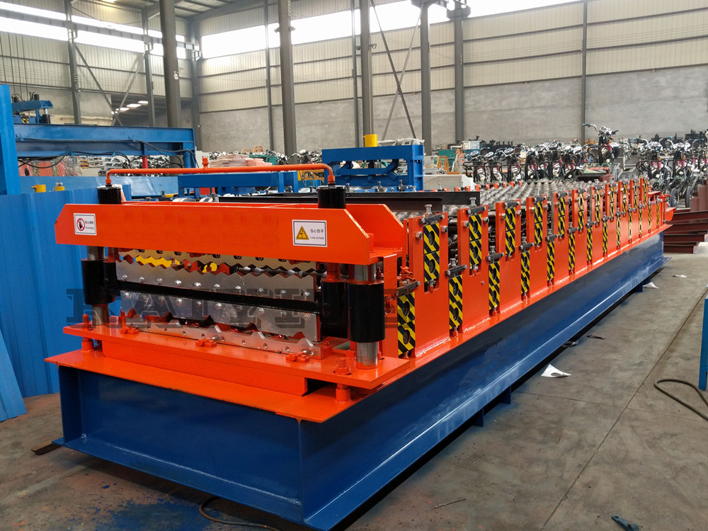 double layer roll forming machine for roof