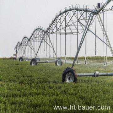 372m center pivot irrigation system