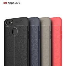 Leather Soft TPU Scratch Resistant for OPPO A79