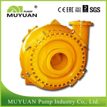 Wear Resistant Chrome Ore Processing Slurry Pumps