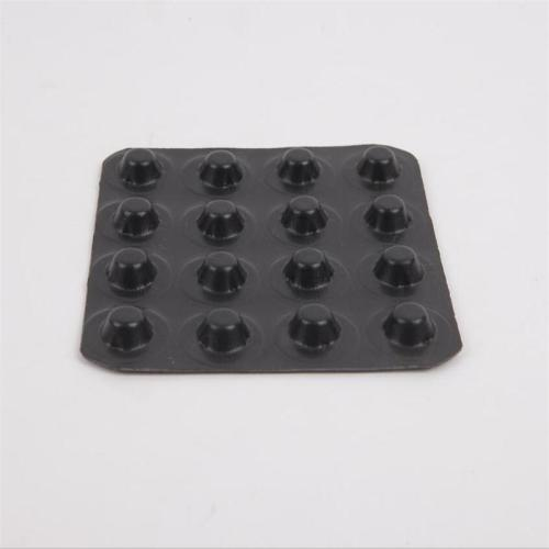 650gsm Low Cost Good PE plastic Drainage Board