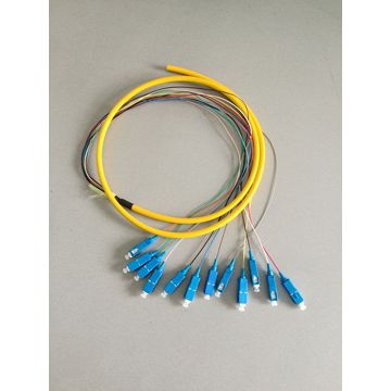 Sc Fiber Optic Pigtails Fiber Cable
