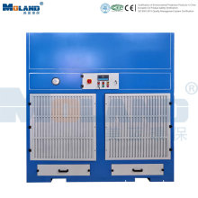 Industrial Grinding Vacuum Cabinet Dust Fume Collector