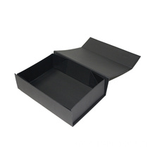Special High-end Soft Touch Paper Folding Gift Box