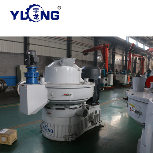 poultry napier grass feed pellet making machine