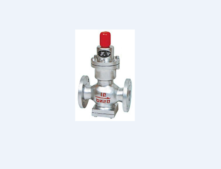 Stainless Steel Bellows Pressure Reducing Valve