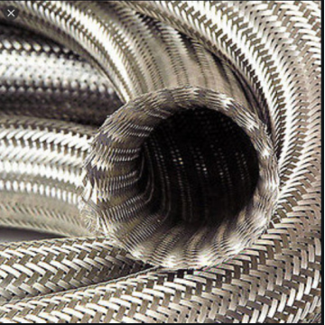 Heat Proof Stainless Steel Sleeve For Insulation Wire