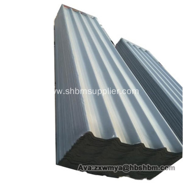 Low-cost Heat-insulating Corrosion-Resistant MgO Roof Tiles