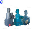 Hospital waste smokeless and tasteless incinerator waste treatment system