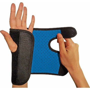 Neoprene Waterproof Carpal Tunnel Syndrome Wrist Brace