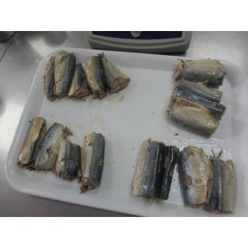 Mackerel Fish In Canned With Vegetable Oil