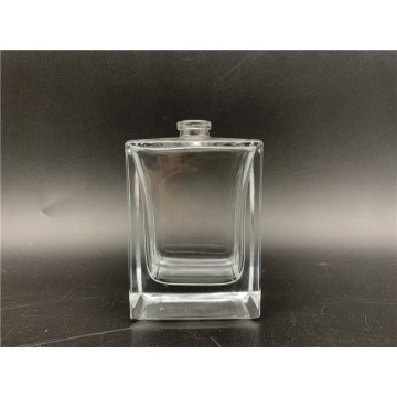 75ml square glass perfume bottle cosmetic bottle
