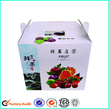 Corrugated Paper Carton Boxes For Vegetables