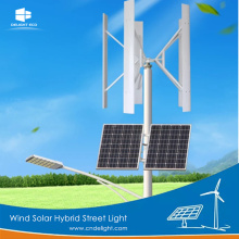 Wind Solar Lights Street