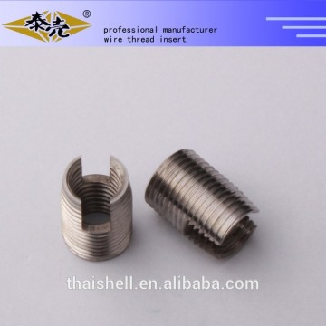 High precision 302 slotted wire thread repair insert