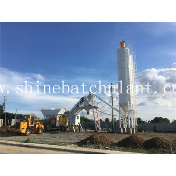 Mobile Concrete Batching Machinery For Sale