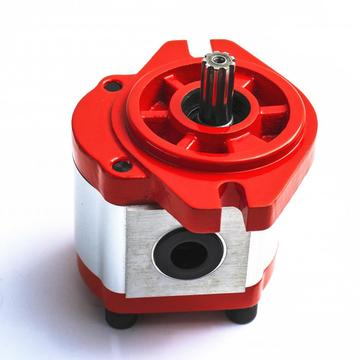 Caterpillar lift gear pump