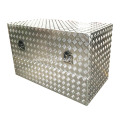 aluminium checker plate toolbox