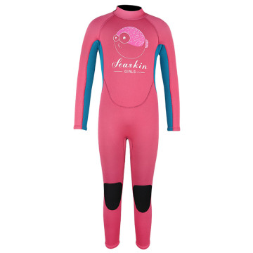 Seaskin Keeping Warm 3mm Diving Flexible Wetsuits