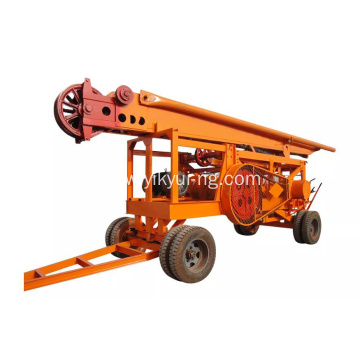 1800-2000mm Diameter Percussion Drilling Rig