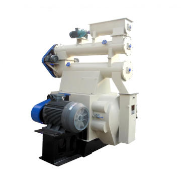 Horizontal Ring Die Feed Pellet Machine