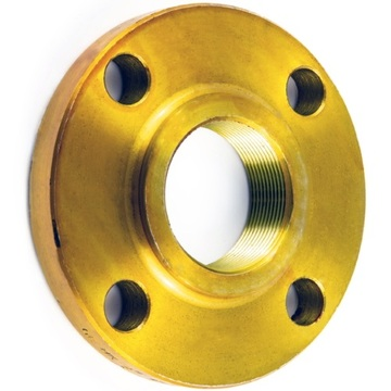 ASME B16.5 stainless steel screwed flanges