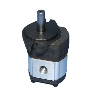 tire roller external gear pump