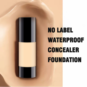 Custom Private Label No Logo Concealer Makeup Foundation