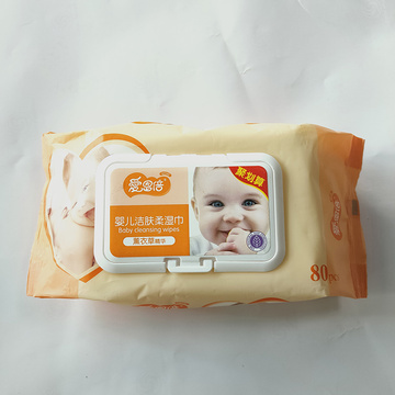 Chlorine Free Baby Wipes Eco Friendly for Skin