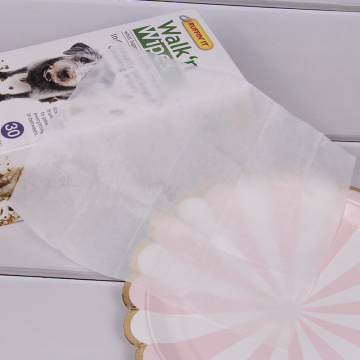 Small Pet Grooming Wipes Custom Available