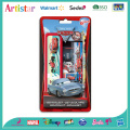 Disney Cars 6-piece blister card set