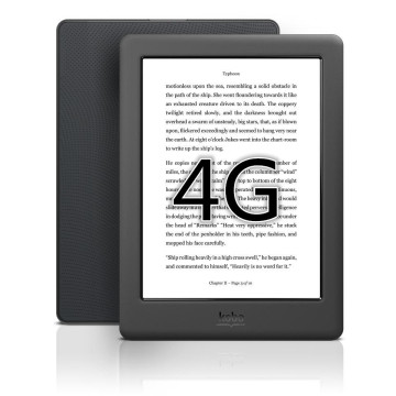 NEW Ereader E-ink E-book reader KoBo glo HD 300PPI 4G Touch Electronic screen HD 1448x1072 6 Inch