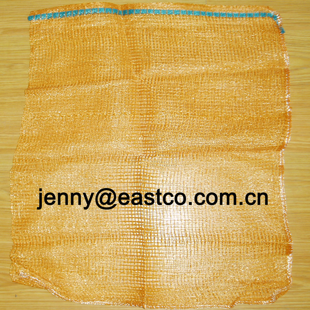 Raschel Mesh Net Bag Sack L Sewing Over Lock Sewing