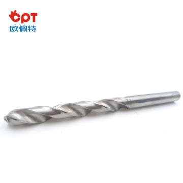 Carbide indexable drills with coolant  deep holes