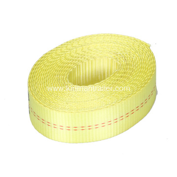 Webbing Strap For Utility Trailer