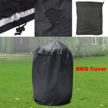 4 Sizes Barbecue Cover Outdoor Garden Furniture Cover Waterproof Chair Table BBQ Protector Rain Snow Dustproof Protection Cover