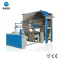 Textile Dyeing Finish Folding Doubling Plaiting Machine