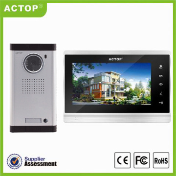 Best 4 wire video camera intercom