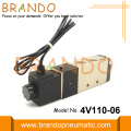 4V110-06 5 Way 2 Position Pneumatic Solenoid Valve