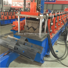 High speed way barrier panel equipment