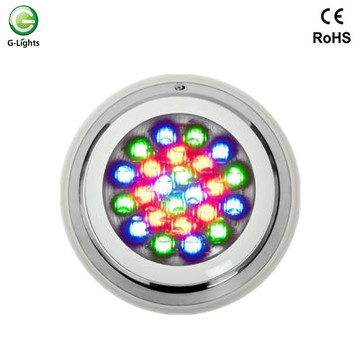24watt Surface Mounted IP68 LED Underwater Light