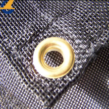 Breathable Mesh Rolls of Tarpaulin Fabric