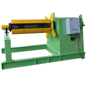 Automatic hydraulic uncoiler decoiler decoiling machine