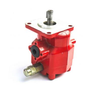 wood splitter gear pumps